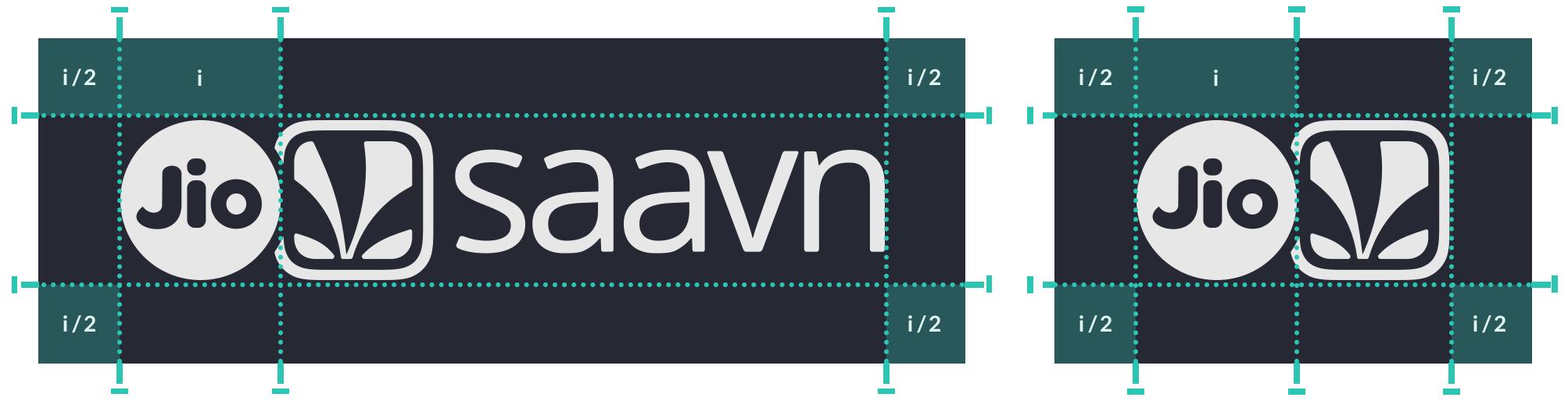brand guide logos saavn